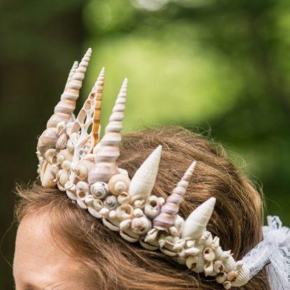 mermaid alize wedding crown deer-and-son