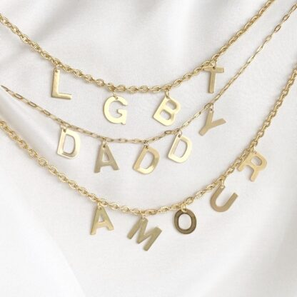 Collier ABCD