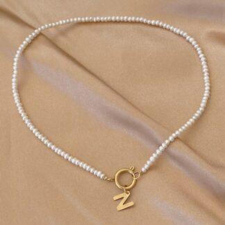 Collier Perles LUX
